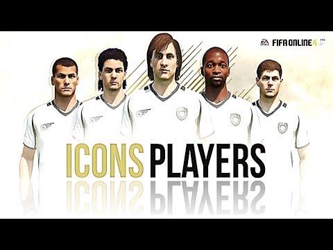 FIFA ONLINE 4: SOI HÀNG ICON LEGENDARY Vs J. Cruyff - F. Lampard - S. Gerrard &... -  ShopTayCam.com