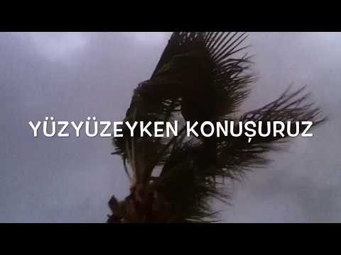 Yüzyüzeyken Konuşuruz - Dinle Beni Bi' (Lyric Video)