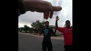 Body camera video of deadly Colorado Springs police shooting released