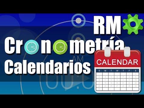 Cronometría - Calendarios - Ejercicios Resueltos