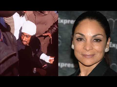 Anyone Involved With 2pac's Recuperation Had To Go Into Hiding, 2pac Knew His Shooters  Jasmine Guy