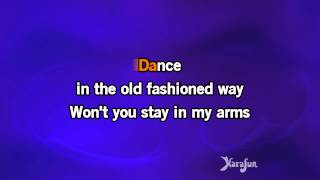 Karaoke The Old Fashioned Way - Charles Aznavour *