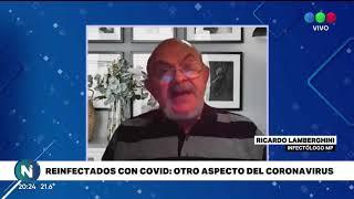 REINFECTADOS CON COVID: OTRO ASPECTO DEL VIRUS