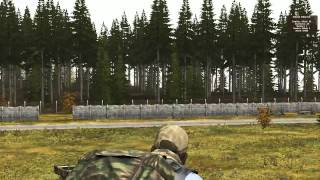 Killing three guys behind the NWAF firestation! SVD baby! Five guys dead total!