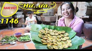 Làm bánh khọt ngày mưa bão - Nam Việt 1146