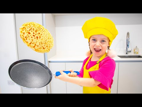 Breakfast for my Mama song Nursery Rhymes for kids from Gaby and Alex