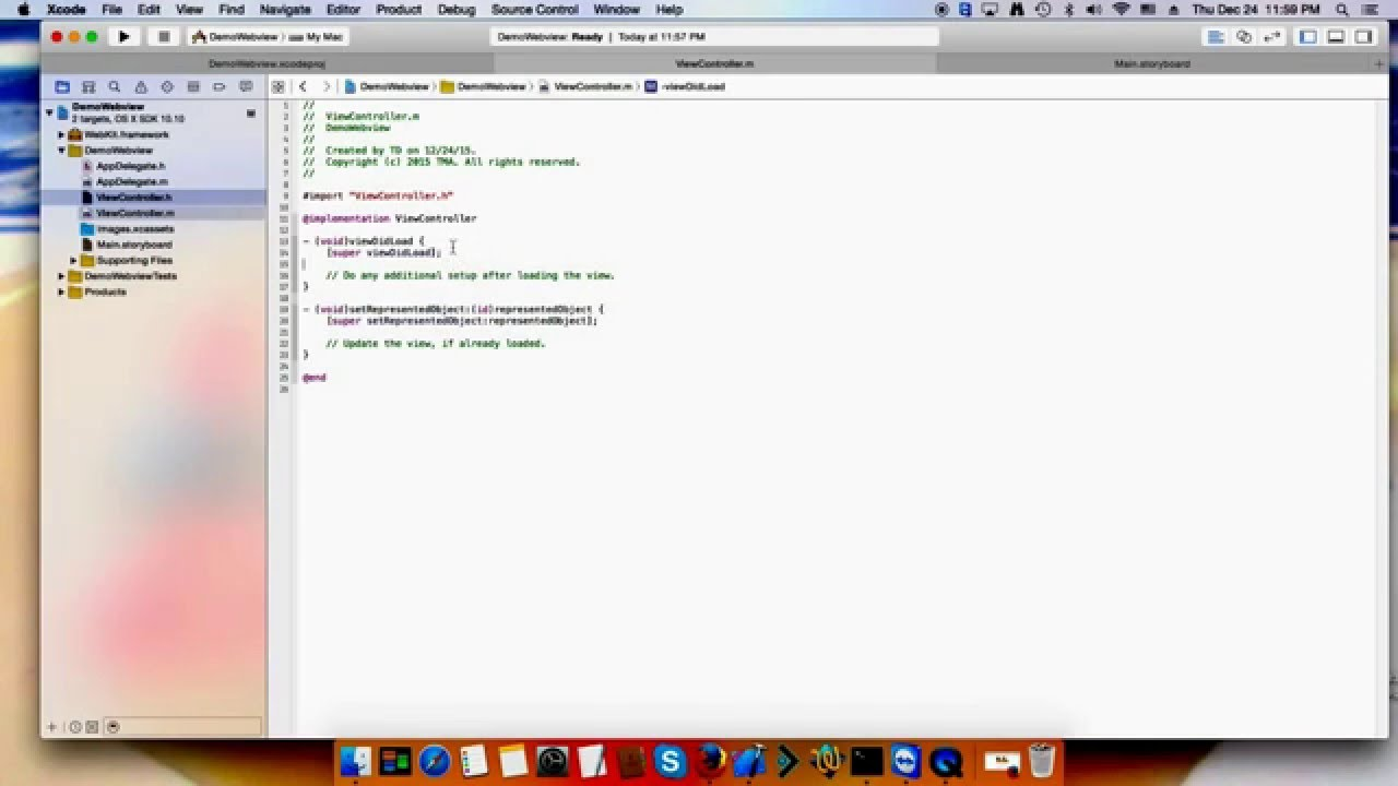 How To Create Dmg From Xcode