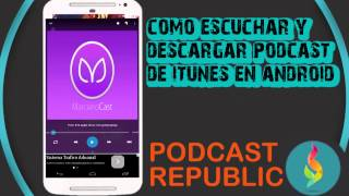 Itunes Podcasts For Android - YT