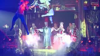 «Первый Тульский»: сюжет о старте гастролей «Королевского Цирка Гии Эрадзе» в Туле