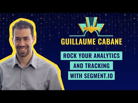 """Rock your analytics and tracking with Segment.io"" by Guillaume Cabane"