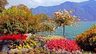 Швейцария - Лугано и Локарно - Switzerland - Lugano and Locarno(Локарно -- очень красивый, живописный город на юге Швейцарии. Расположен на берегу озера Лаго-Маджоре, окруж..., 2012-10-22T19:13:49.000Z)