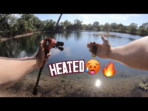 How To CATCH More FISH On A HOT Day | Bass Fishing IOWA In 93 Degrees