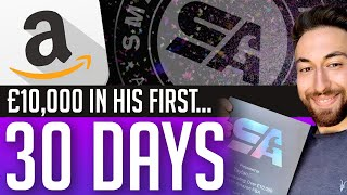 How Tay Made £10,000 In 30 Days In A Saturated Niche With Amazon FBA   Smashers Academy Interview