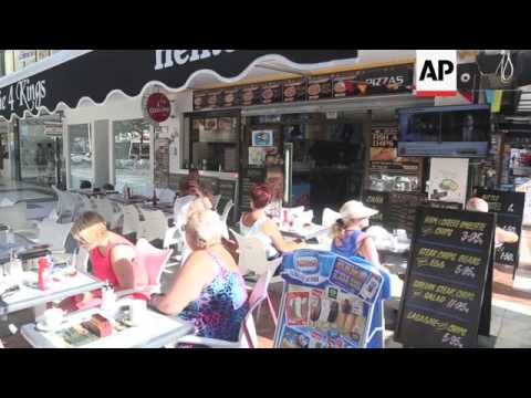 UK expats in Benidorm react to Leave result