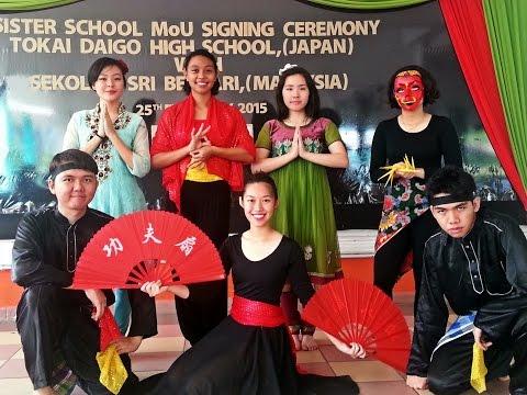 Kumpulan Sutra Pawana: Tarian Rampaian 1Malaysia (2015)