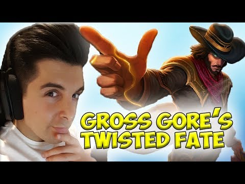 Is Gross Gore really one of the best Twisted Fate's in the world? | Game Review