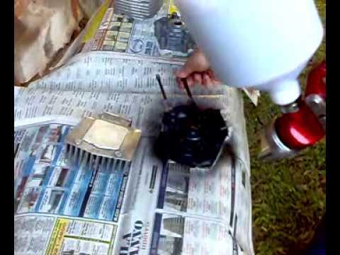 Tonella pintura em aluminio dicas basicas 1 1 youtube - Pintura para aluminio ...