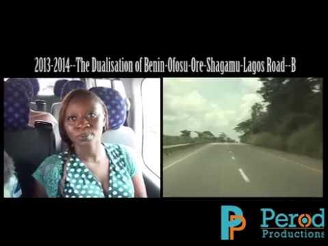 The Dualisation of Benin-Ofosu-Ore-Shagamu-Lagos Road (Ofosu Section)-B