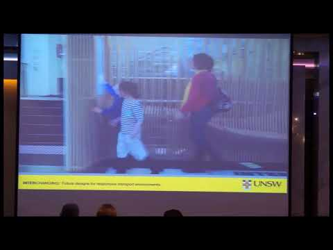 Keynote Speech by Dr  M Hank Haeusler Transport Interchanges Augmenting Infrastructure Designs