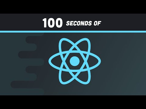 React in 100 Seconds