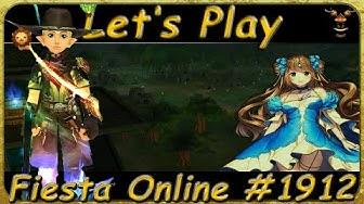 🏹 Fiesta Online 🏹  Disney Plus oder Minus? -#1912 Let's Play Fiesta Online