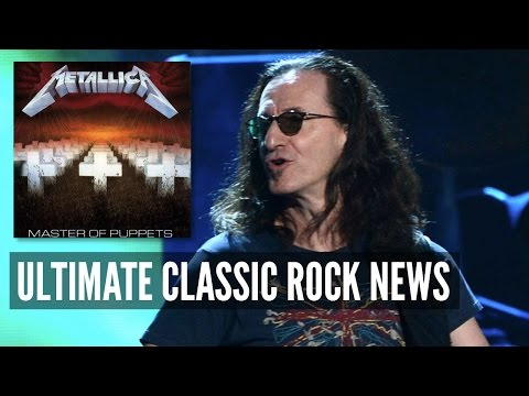 The Rush / Metallica Team-Up That Slipped Away