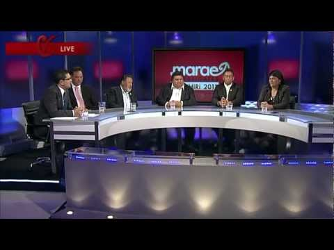 Part 1 of 4 NZ Maori Seats Election Results 2011