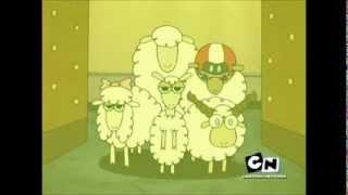 Sheep in the Big City on Codename: Kids Next Door