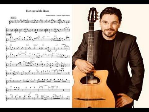 Joscho Stephan - Honeysuckle Rose Transcription