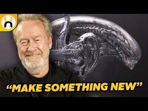 Ridley Scott Says ALIEN is Dead Make Something New