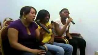 NEFM Choir Rehearsal