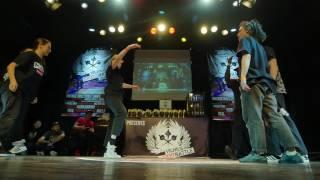 hip hop 3vs3 battle izabella lil k jade ru lt fr vs sandra max oz lt de vsb 2017