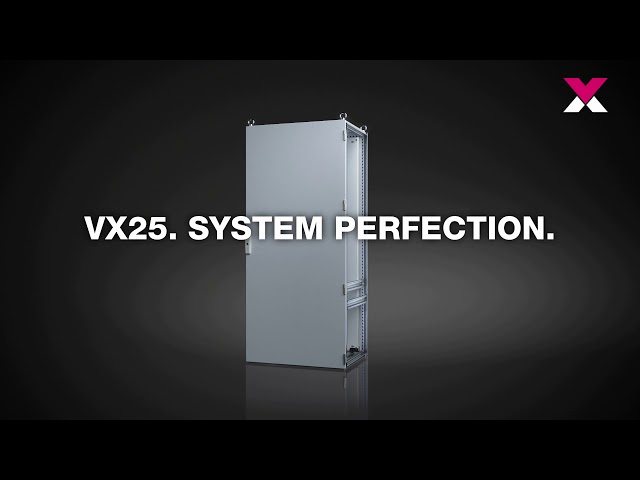 VX25 - The New Profile from Rittal