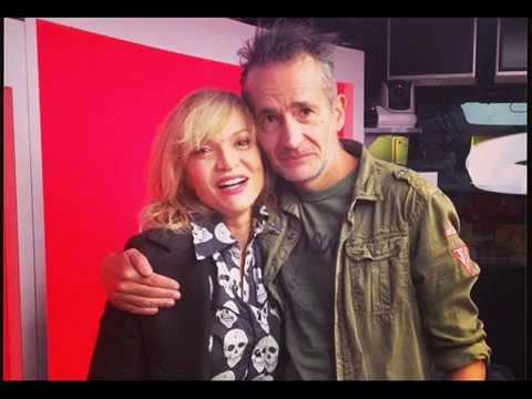 Marie France & Didier Wampas (oct. 2013 • 48 mn • interview autour du punk).