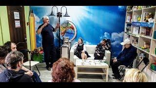 Встреча с краеведом В. Гаазовым