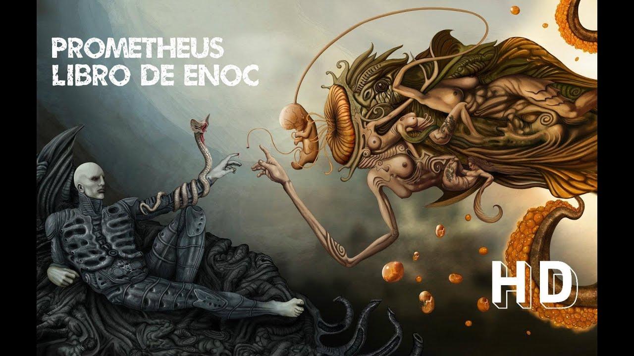 Prometheus, Angeles Caidos, Nephilim, El Libro de Enoc