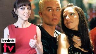 Juliet Landau Opens Up About Drusilla's Biggest Fan   toofab