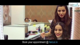 faircut.in presents Shyam's Salon | SPA | Academy