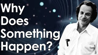the-why-at-the-end-of-everything---richard-feynman