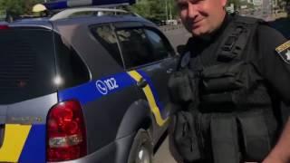 БЕСПРЕДЕЛ БЕРКУТА! НАПАДЕНИЕ НА ЖУРНАЛИСТА КИЕВ  2017 2 часть