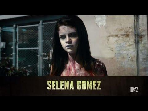 MTV Movie Awards 2013 Zombie   Selena Gomez, Emma Watson!