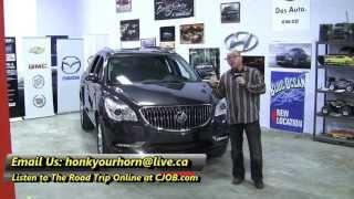 2013 Buick Enclave Review