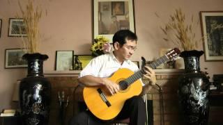 Dang Thao - Ngan Cach (Separation) - Y Van, Arr: Dang Thao - Guitar
