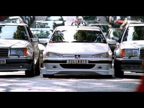 Такси (1998)(озвучка Пирамида). Финальная погоня / Taxi (1998)(Voice Pyramid). The Final Chase