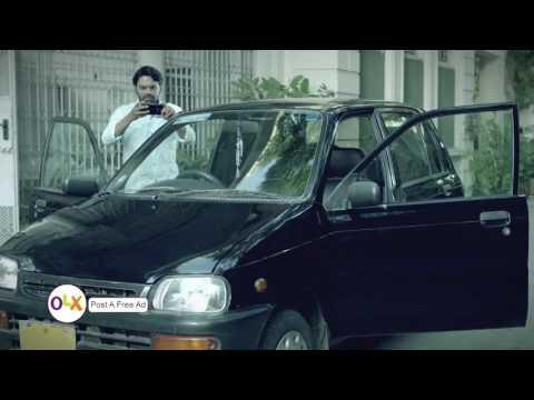 Olx Car TVC - Pakistan (Director's Cut)