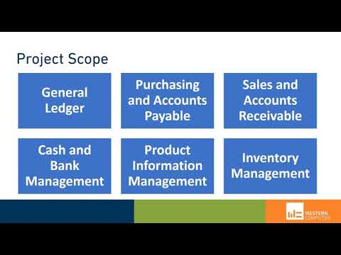 Dynamics 365 Finance & Supply Chain Management: 10-Week Implementation | Western Computer