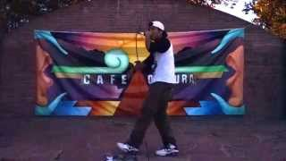 MC Rhetorik End - Cafe Cultura