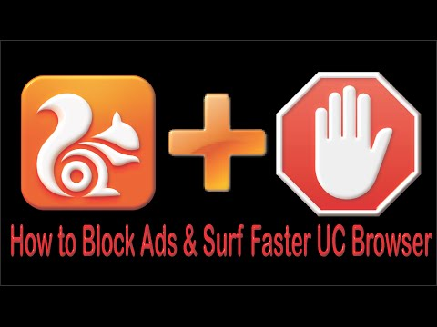 Block All Ads with Adblock in UC Browser