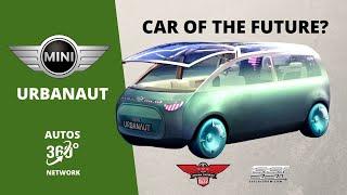 MINI Urbanaut: Car Of The Future?