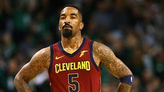 """Jr Smith RESPONDS TO NBA FOR SUPREME TATTOO FINE """"I DON'T TALK TO THE POLICE"""""""